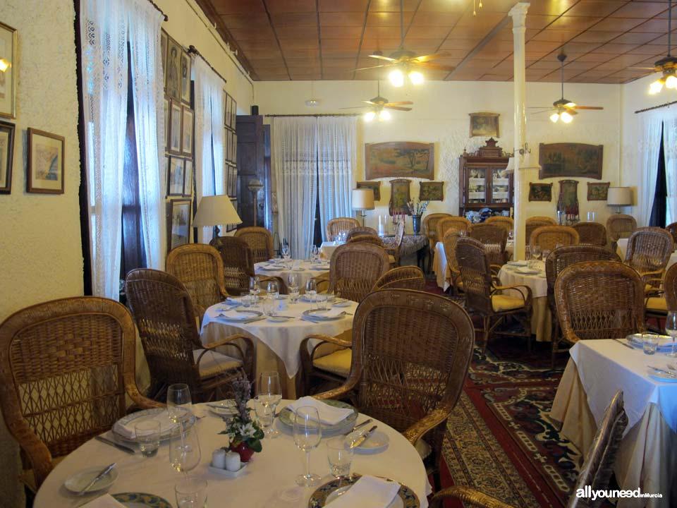 La Encarnación Restaurant & Spa in Los Alcázares, Murcia -Spain-