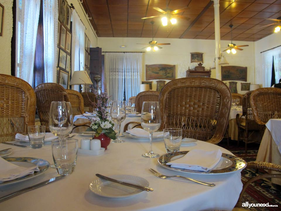 La Encarnación Restaurant & Spa in Los Alcázares, Murcia -Spain