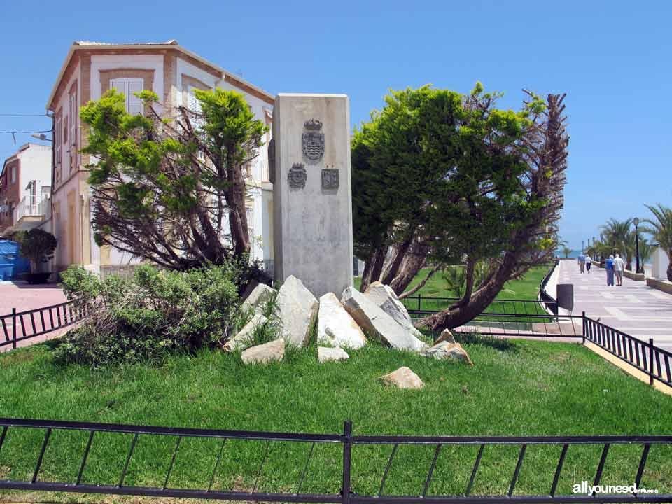 Monolito Independencia Municipal