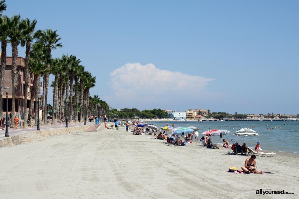 Palmeras Beach