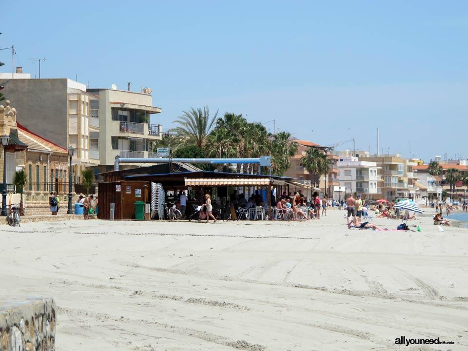 Playa del Espejo