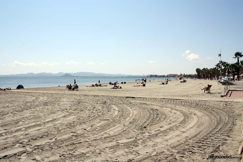Narejos Beach