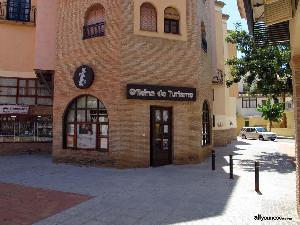 Oficina de Turismo de Los Narejos. Los Alcázares