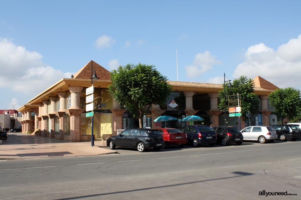 Centro Comercial. Los Belones