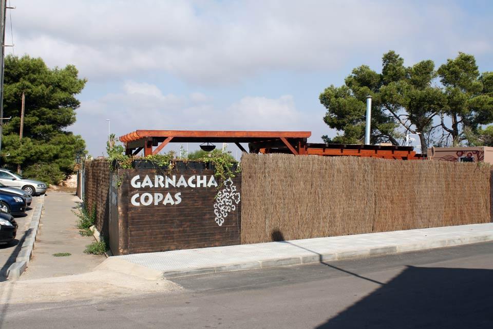 Garnacha Copas