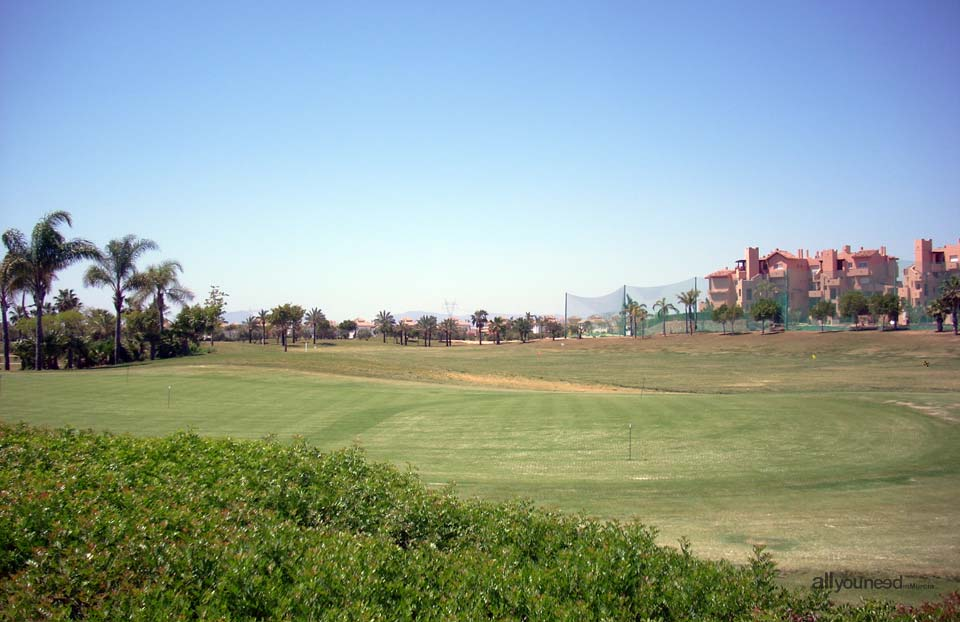 Mar Menor Golf Resort en Murcia. España