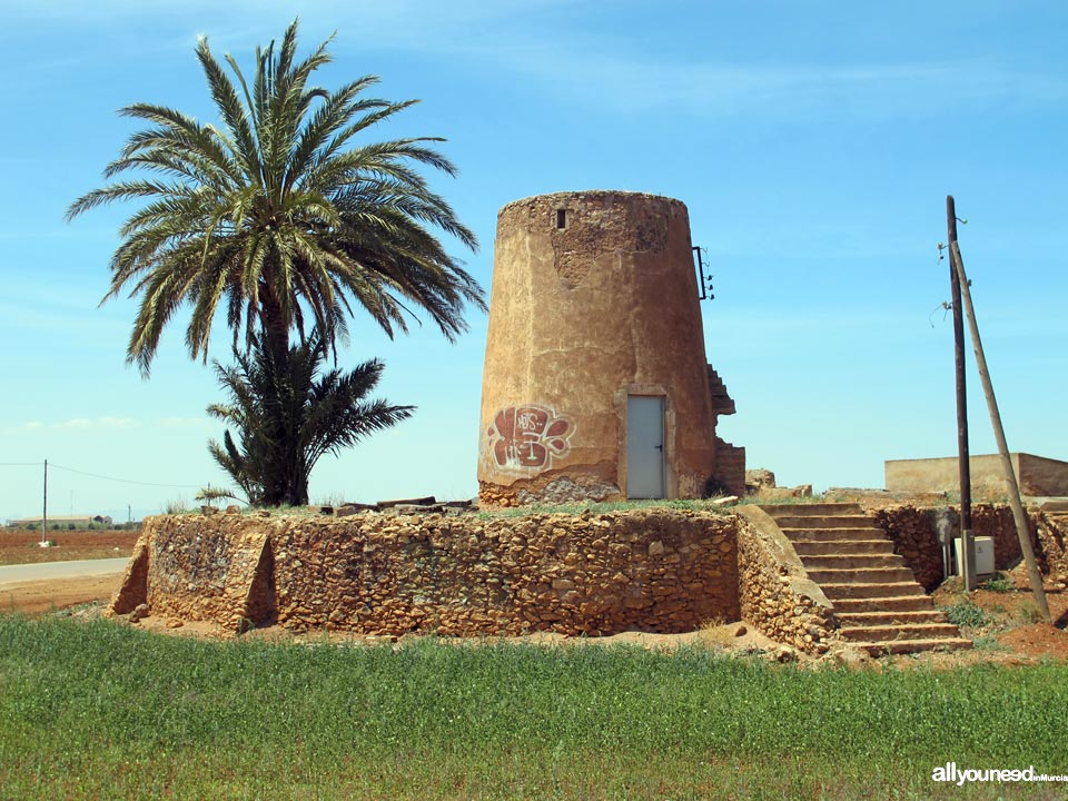 Molino de Lo Poyo