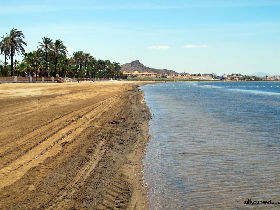 Starfish beach /  Levante Pearl Beach