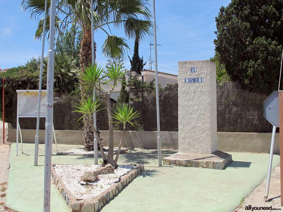 Playa El Carmolí