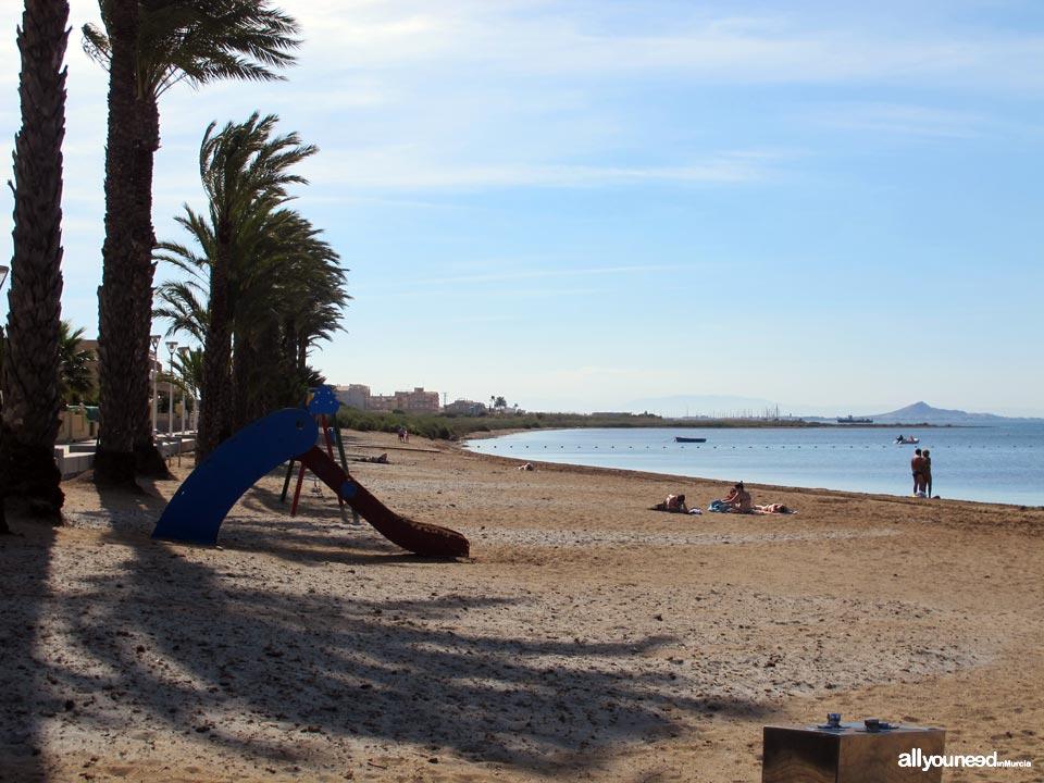 Playa de Islas Menores