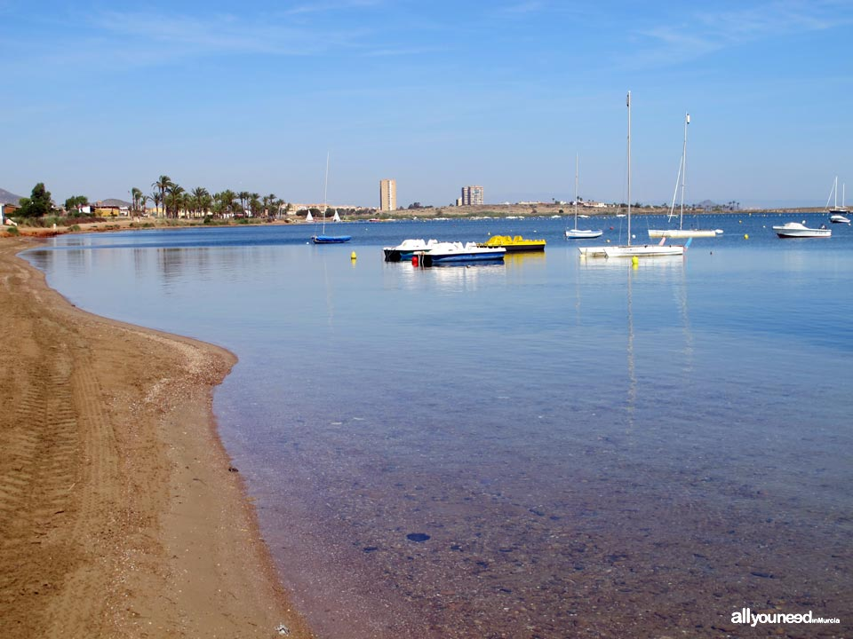 Playa Loma del Castillico-Villas Caravaning-