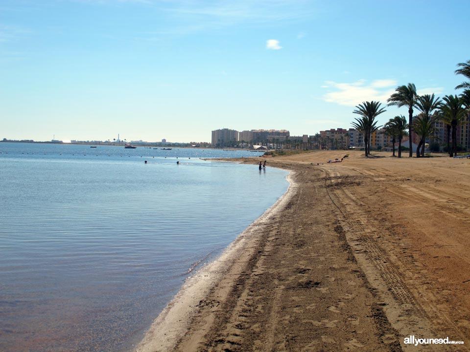 Playa Loma del Castillico