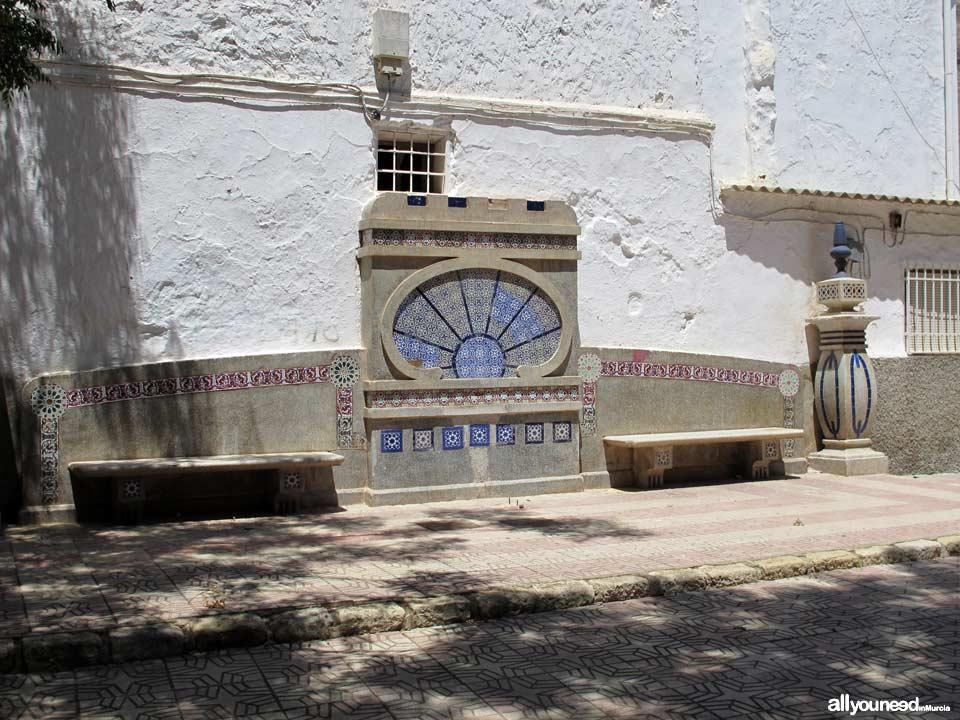 Calle Canalejas Fuente