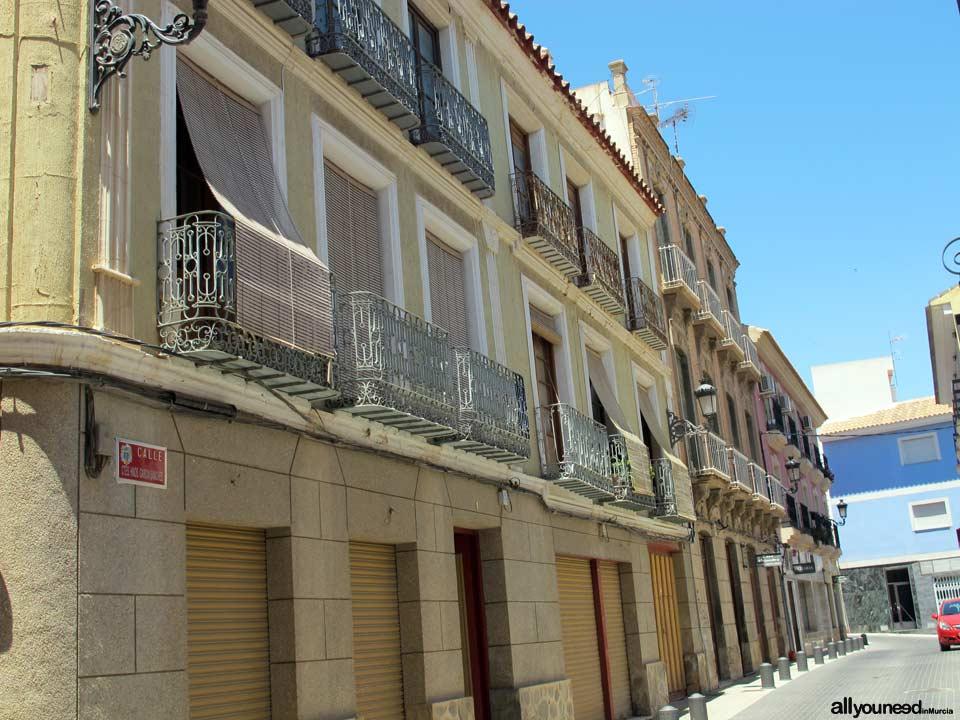 Calle Hnos. García Sánchez