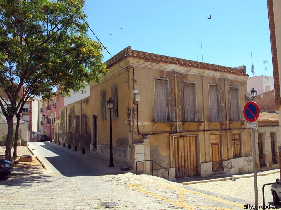 Calle Granero García Sánchez