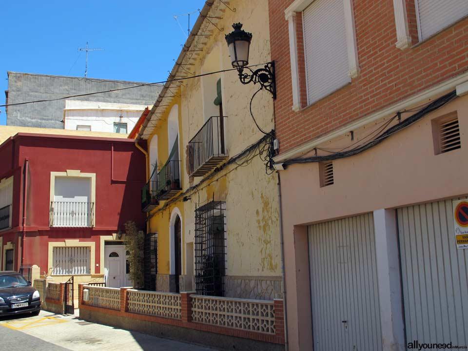 Calle Salvador Martínez Saura