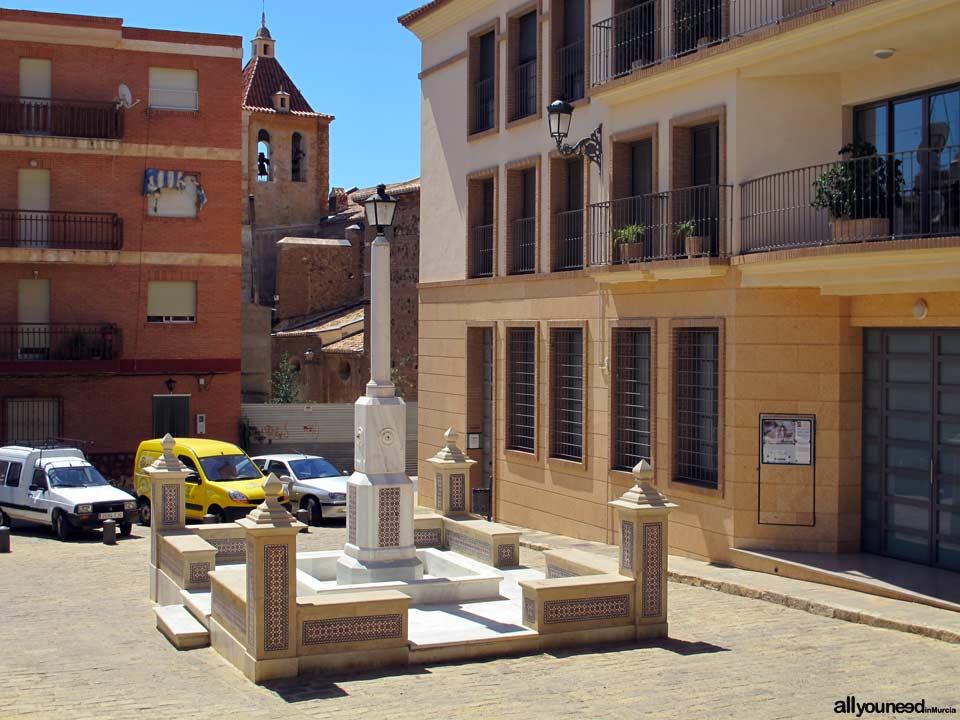 Calle Plaza Ramón y Cajal