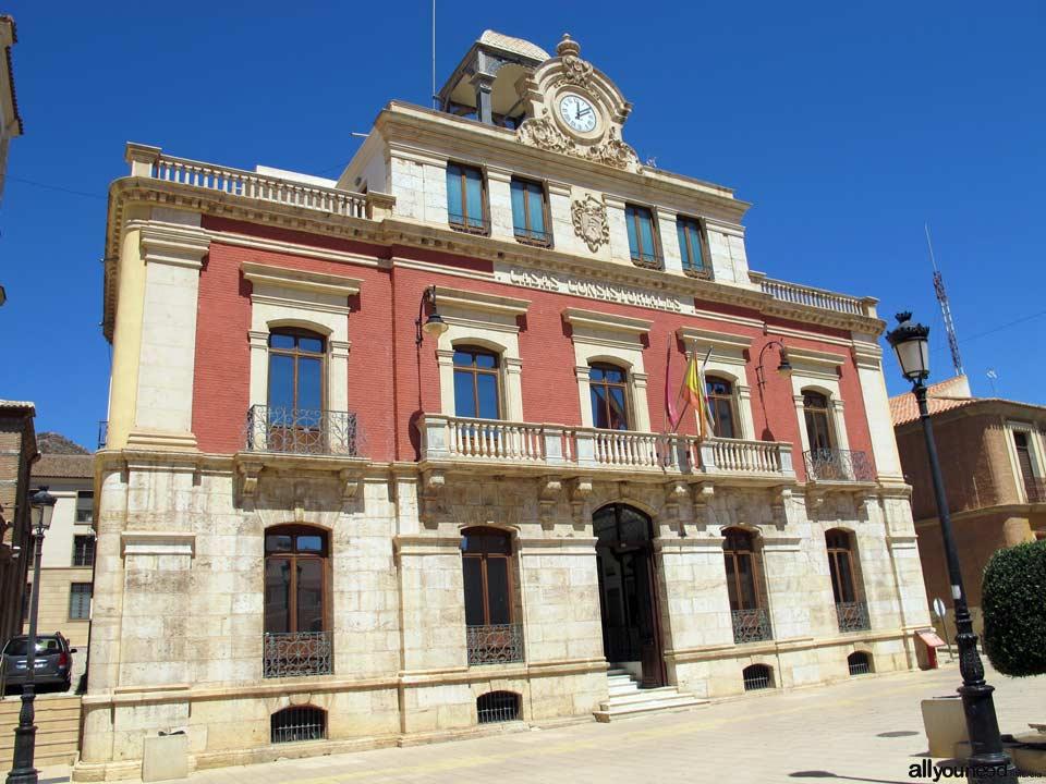 Casa Consistorial de Mazarrón