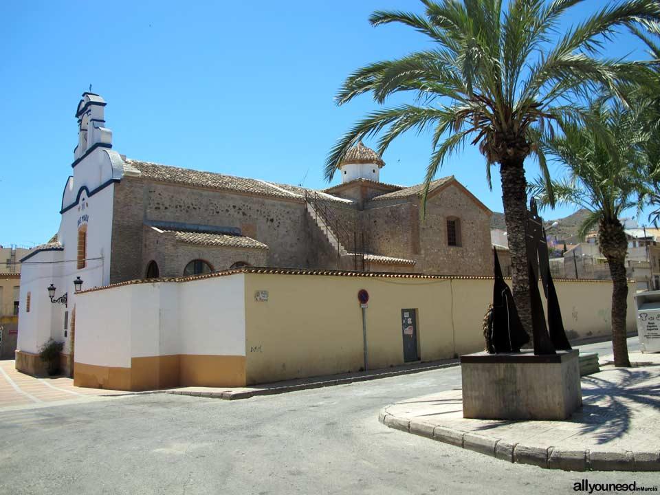 Convento de la Purísima de Mazarrón