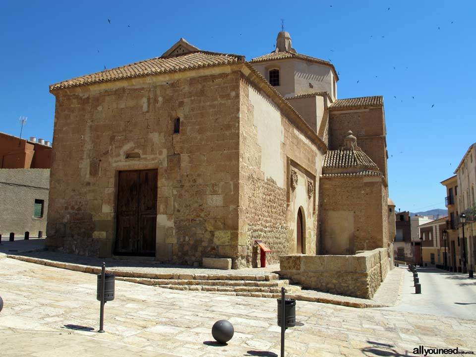 Iglesia de San Andrés de Mazarrón