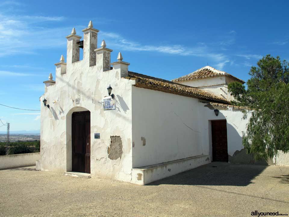 Iglesia San José El Saladillo de Mazarrón