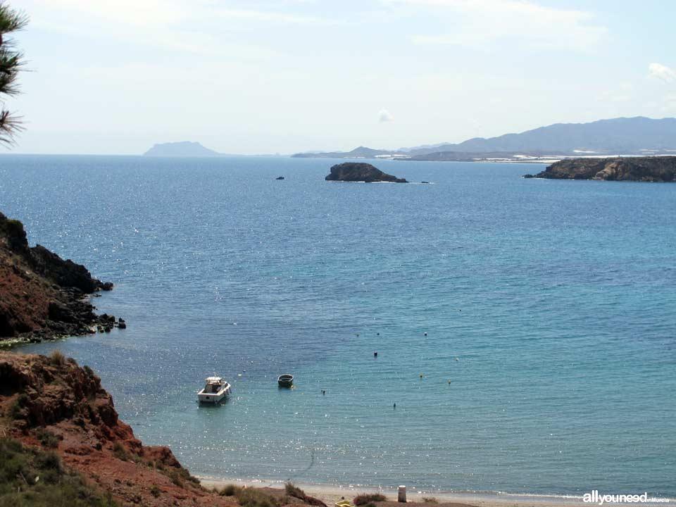 Playas de Mazarrón de Mazarrón