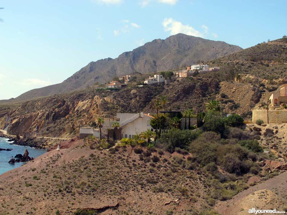 Sierra de las Moreras de Mazarrón
