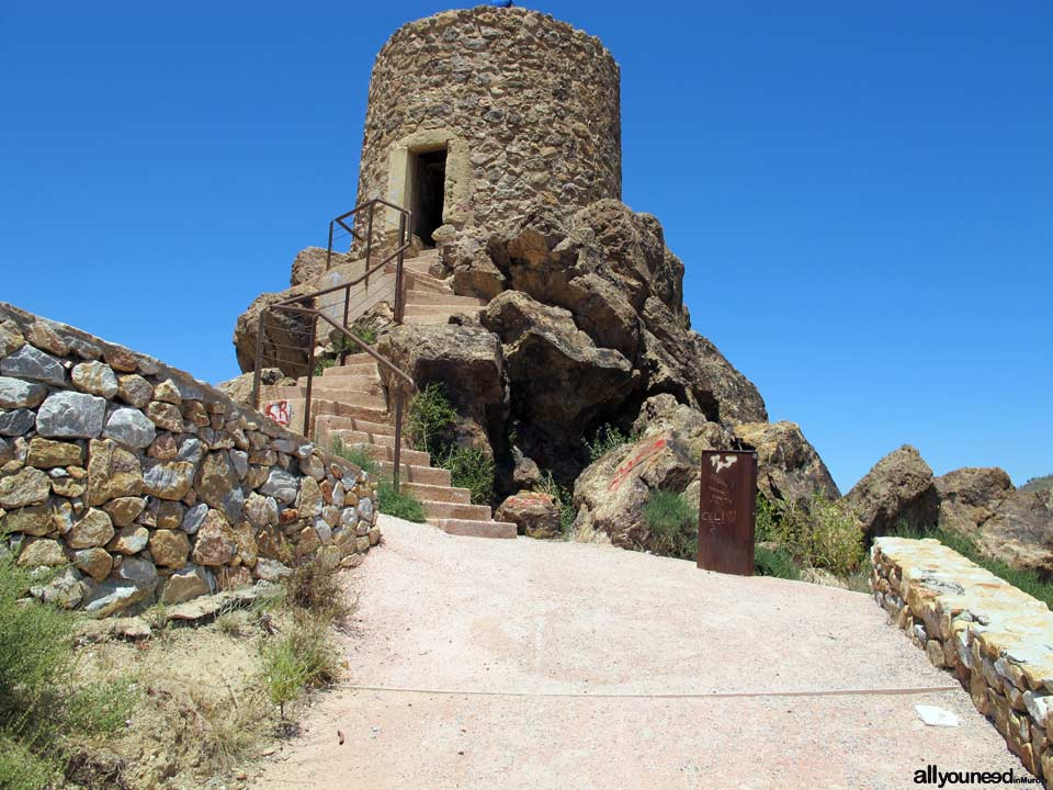 Torre del Molinete de Mazarrón