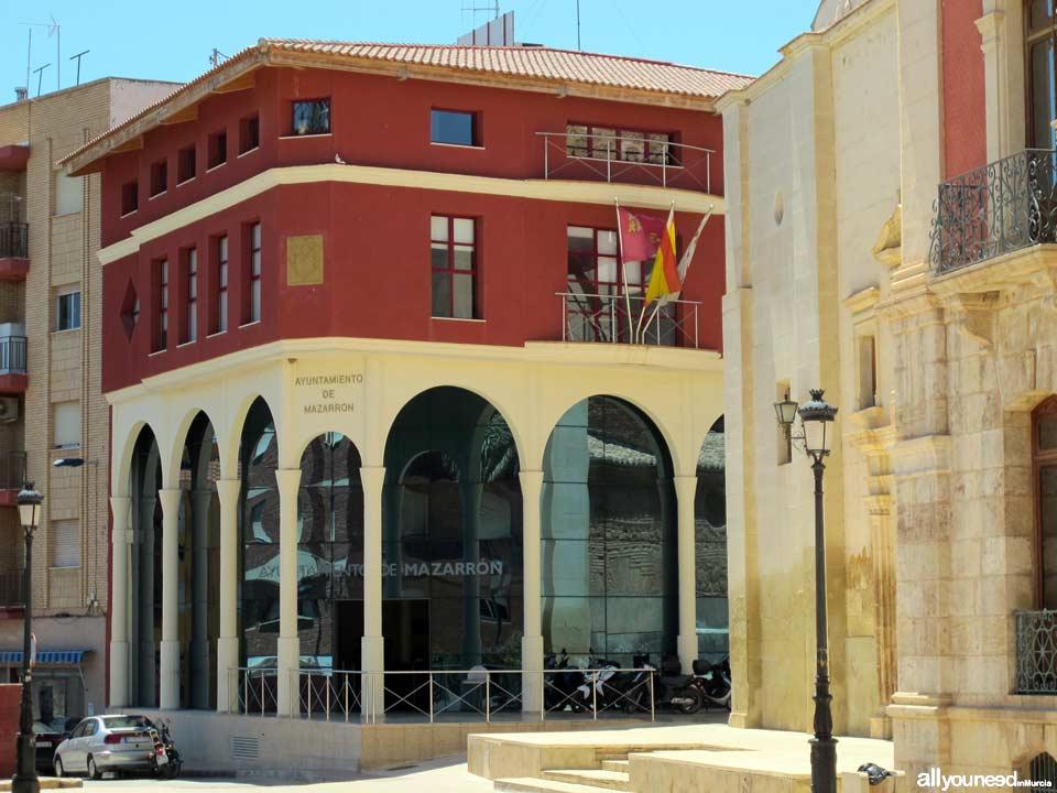 Ayuntamiento de Mazarrón