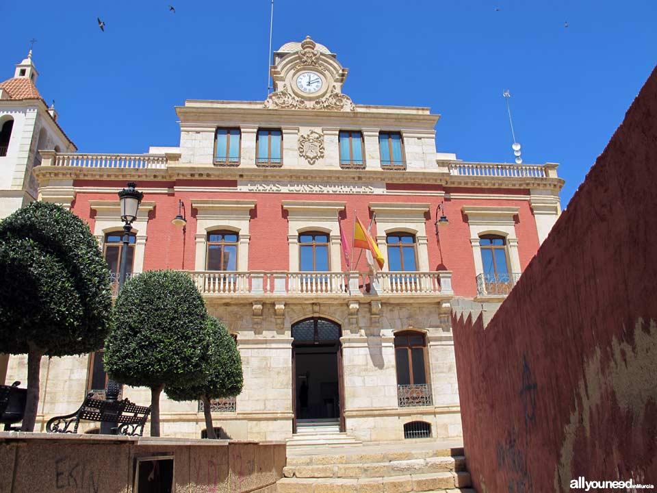 Mazarrón Town Hall