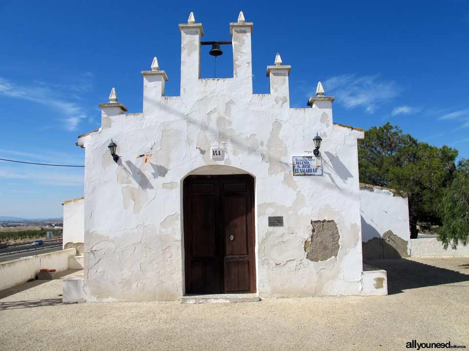 Iglesia San J. El Saladillo y Aguas Termales