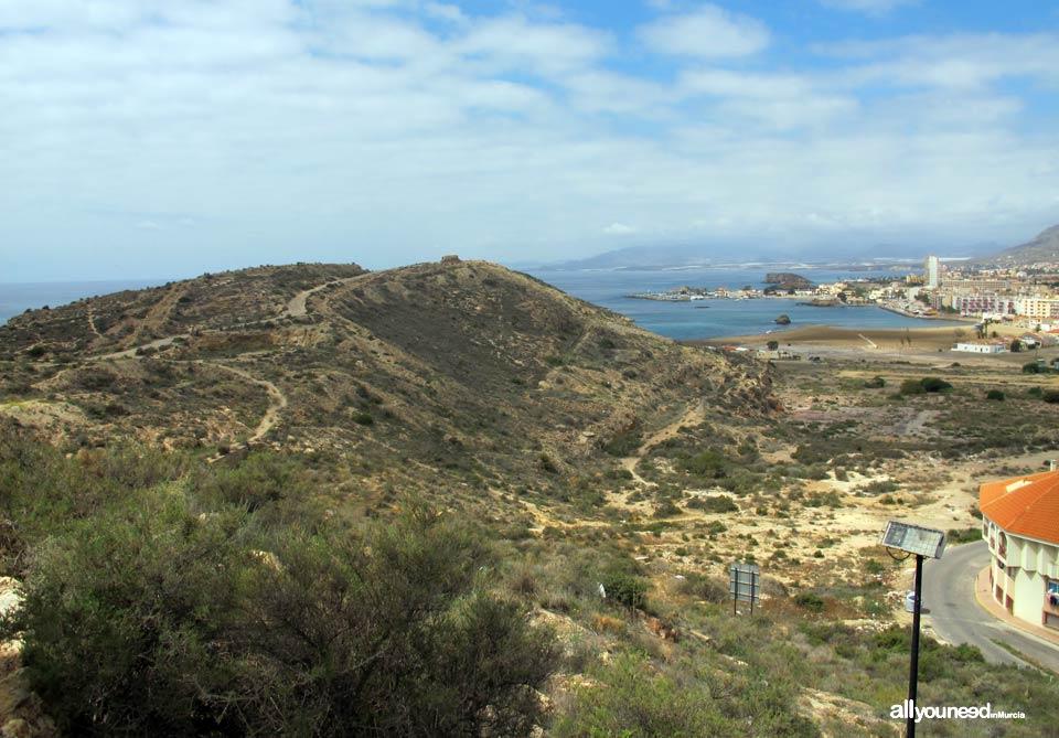 Antigua Mina desde Jardín de San Pedro
