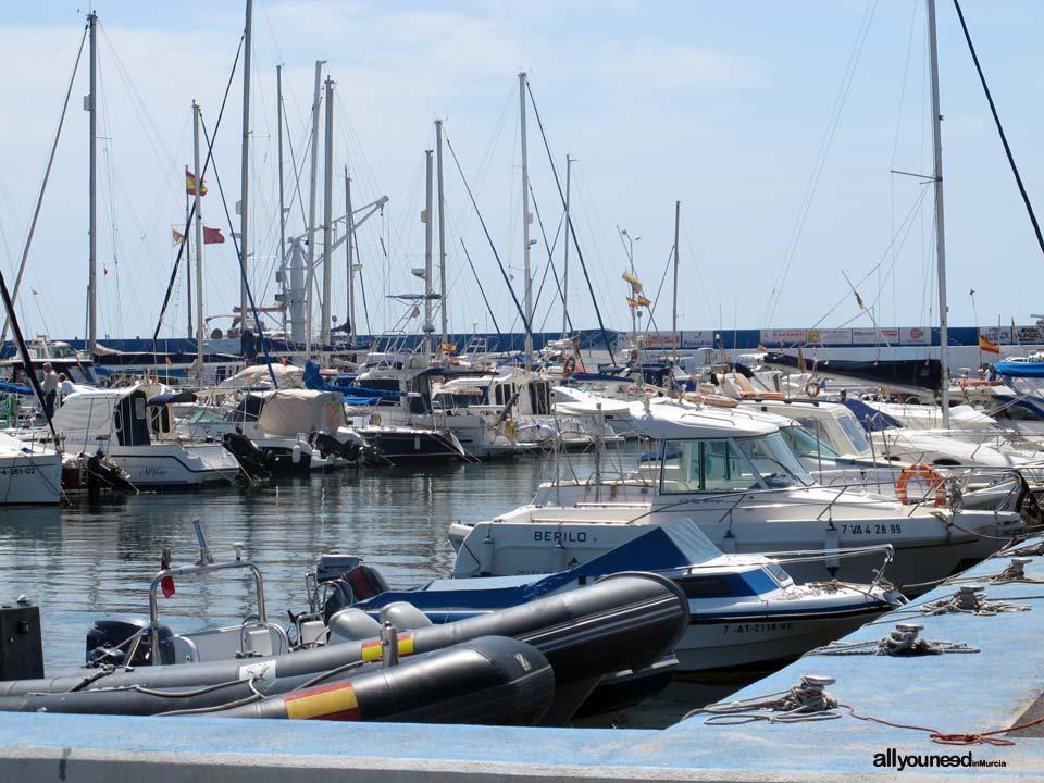 Puerto Deportivo Mazarrón