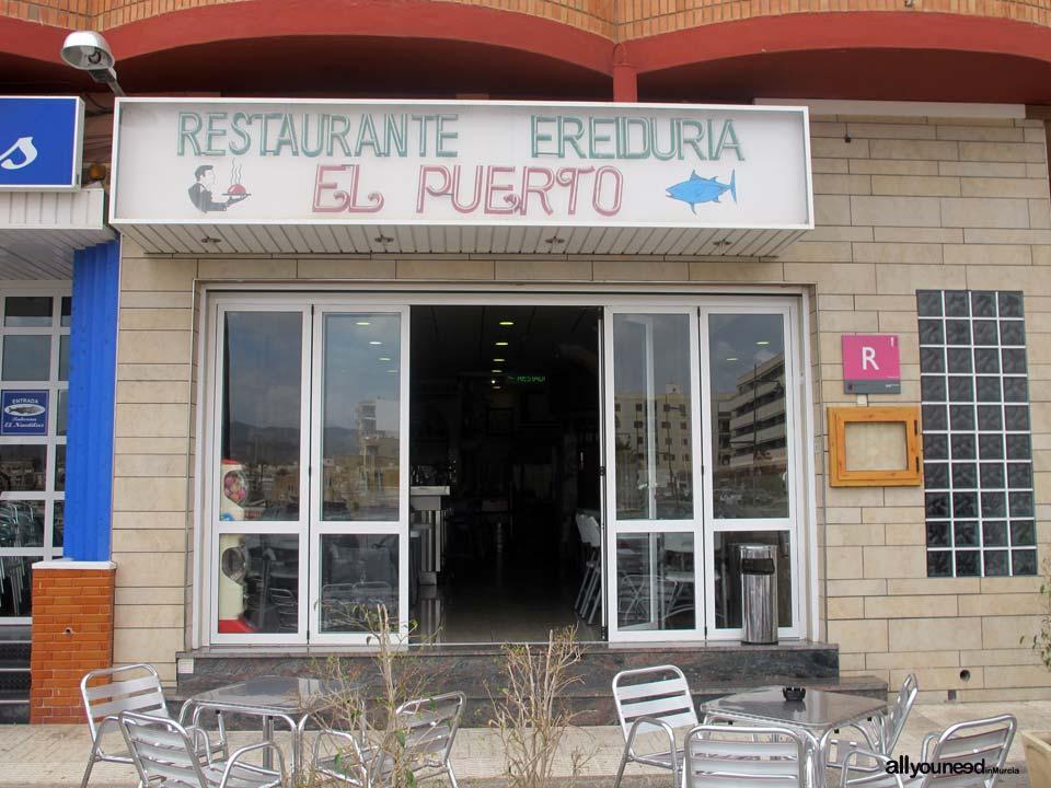 Restaurante Freiduría El Puerto