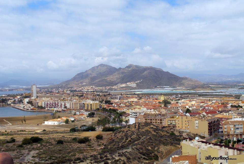 Panorámica Puerto de Mazarrón