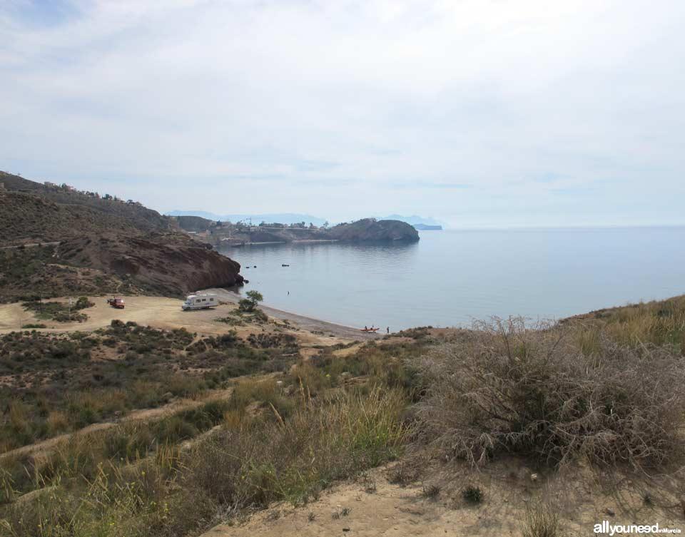 Cueva de Lobos Beach