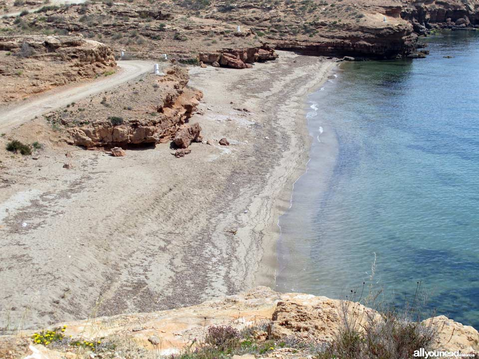 Jondón /Hondón del Fondo Beach