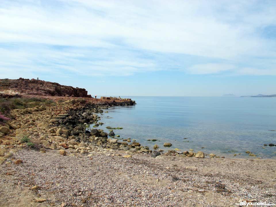La Grua Beach