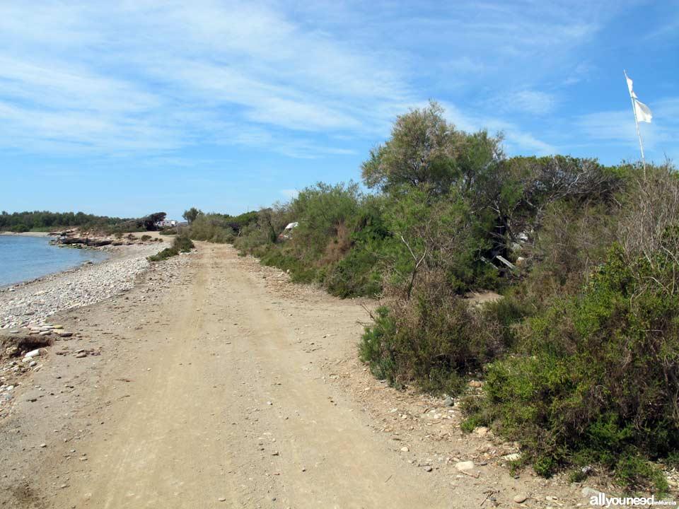 Las Chapas Beach