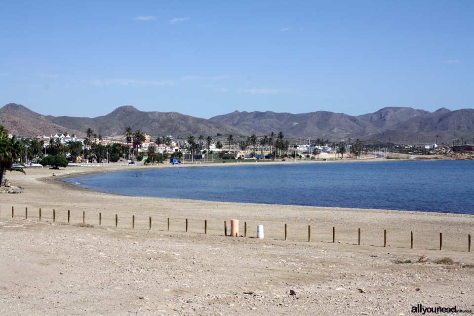Alamillo Beach