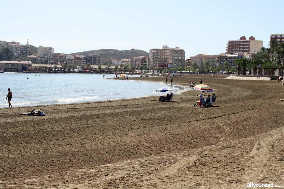 Playa del Rihuete