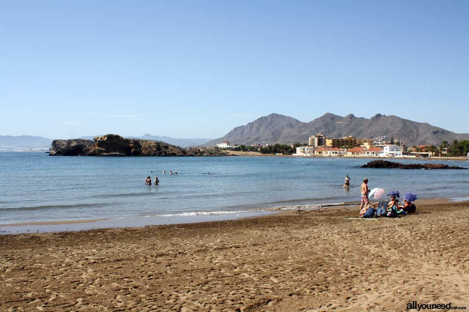 Bahía Beach