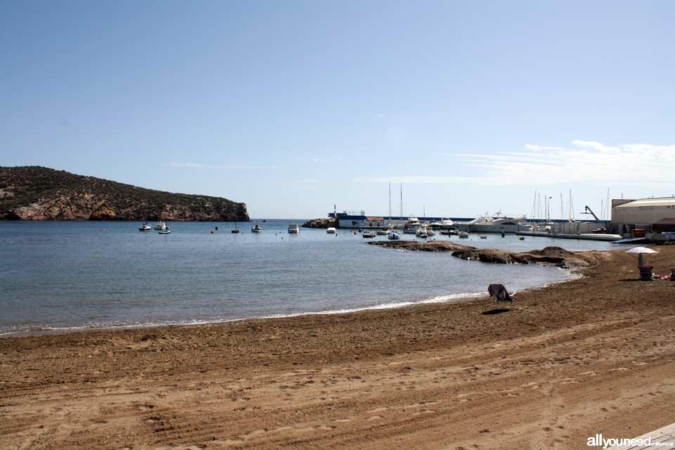 La Ermita Beach