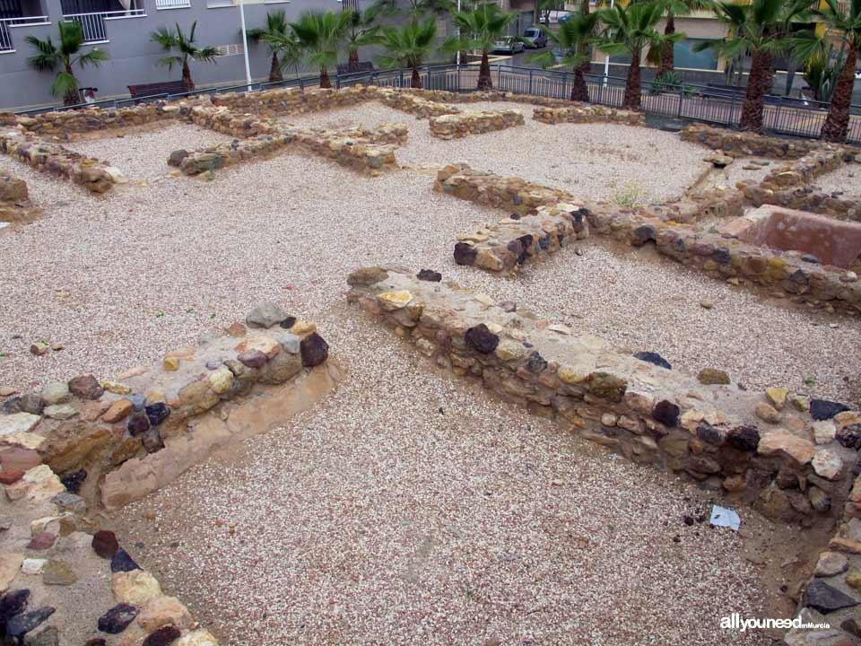 The Roman House on the Street La Era