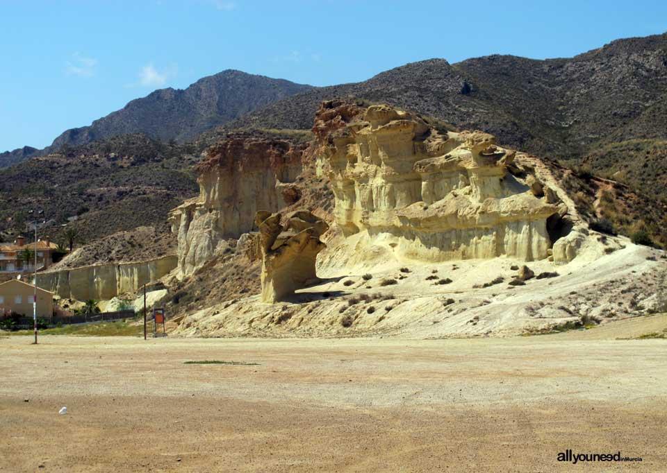 Bolnuevo Eroded Formations
