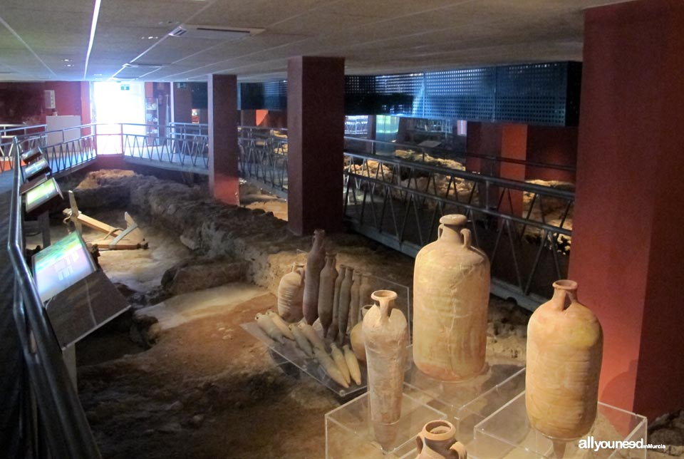 The Roman Fish-Salting Factory and Archaeological Museum