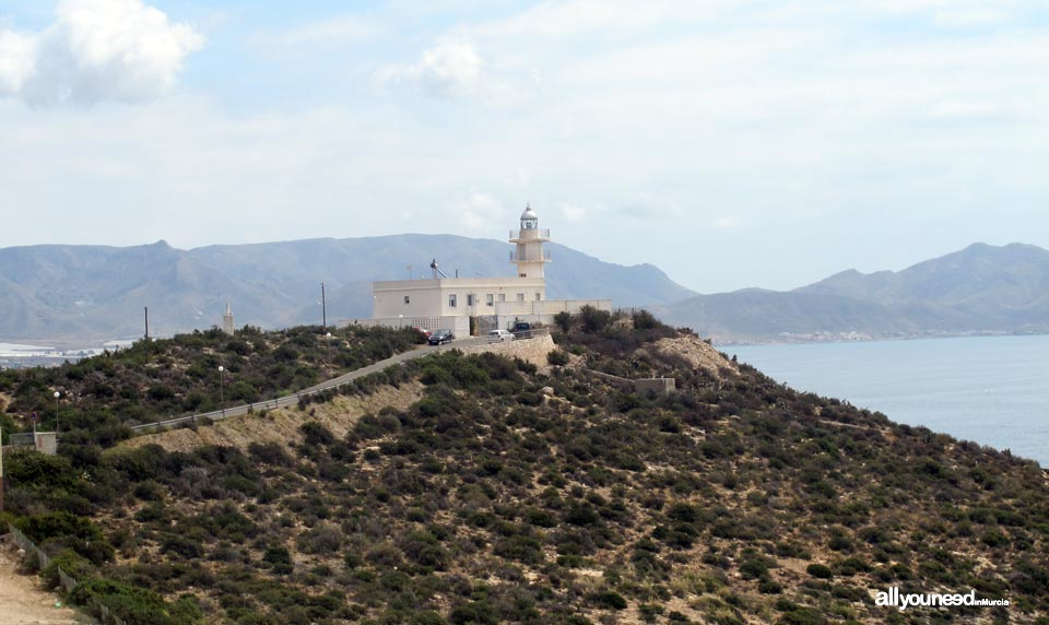 Puerto de Mazarrón Lighthouse