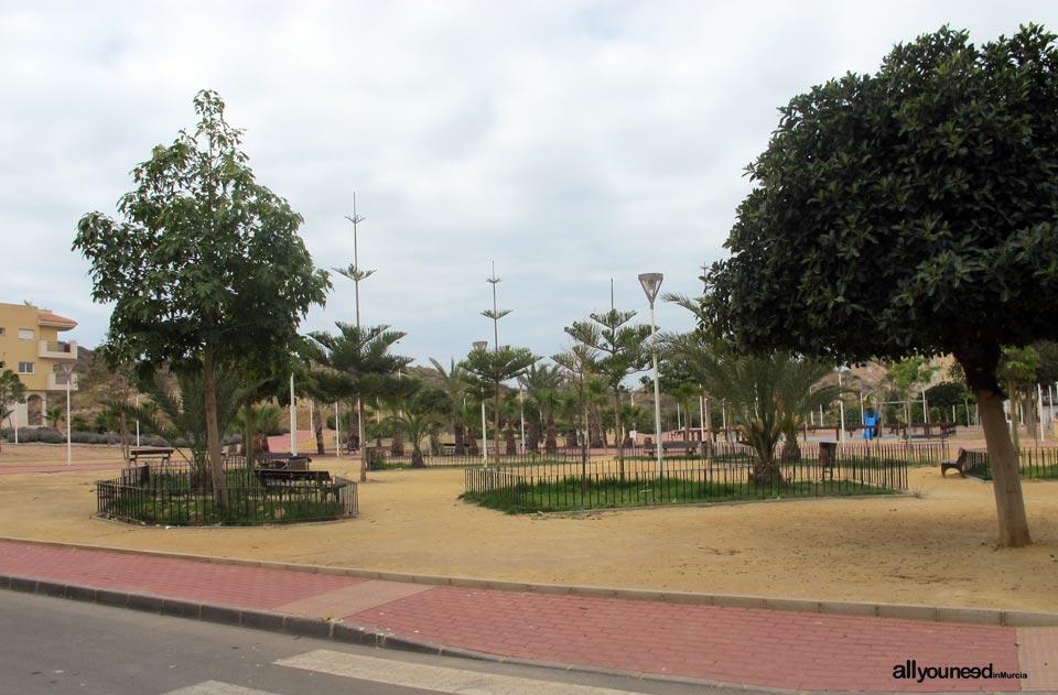 Garden of San Pedro