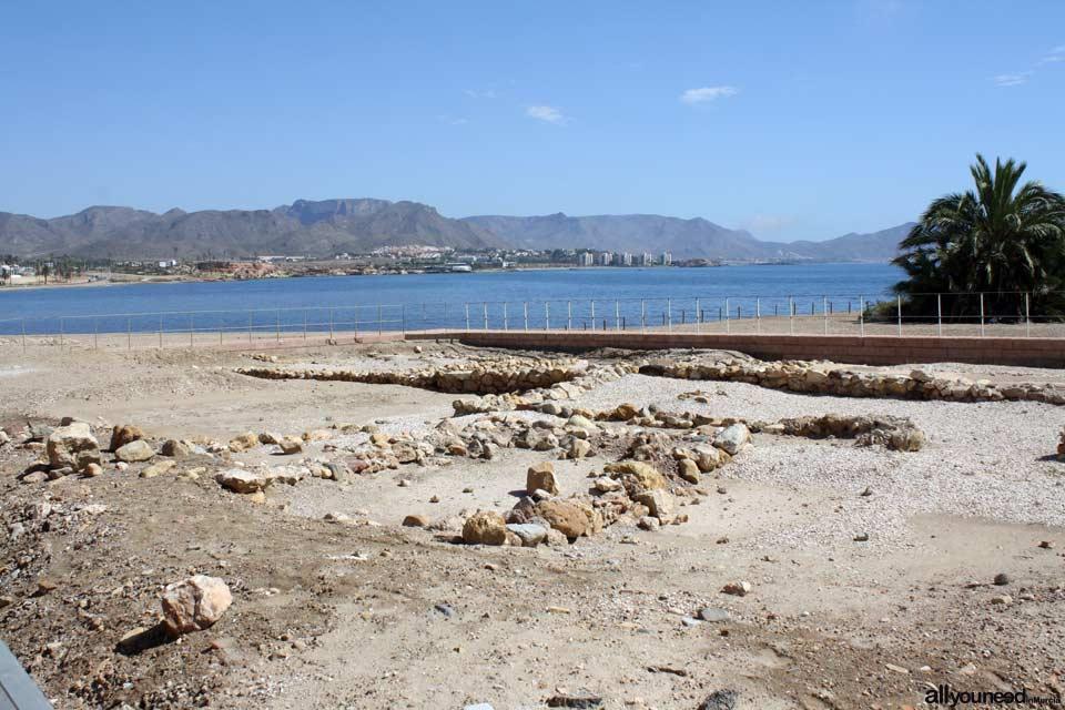 La Loma del Alamillo in el Puerto de Mazarrón
