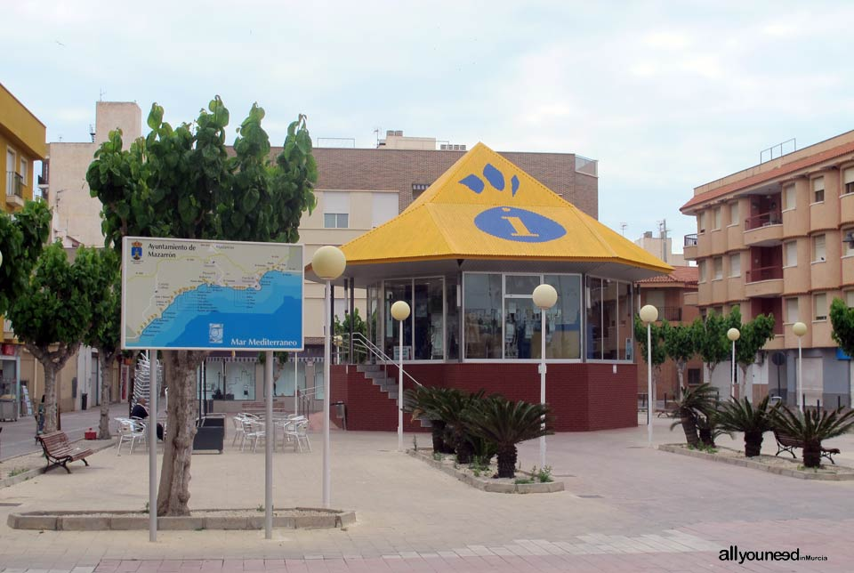 Tourist Office Mazarrón